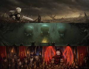 Immortal Darkness Cinematics