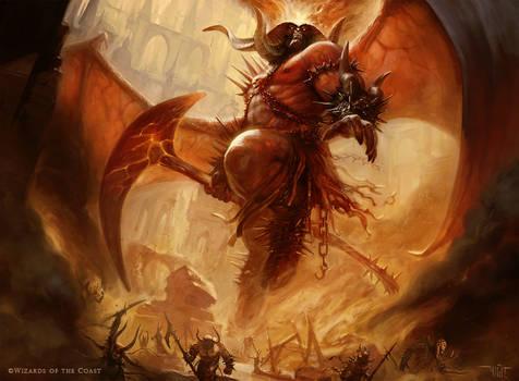 MTG: Rakdos, Lord of Riots