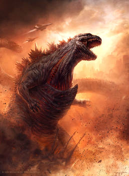 MTG: Godzilla, Doom Inevitable
