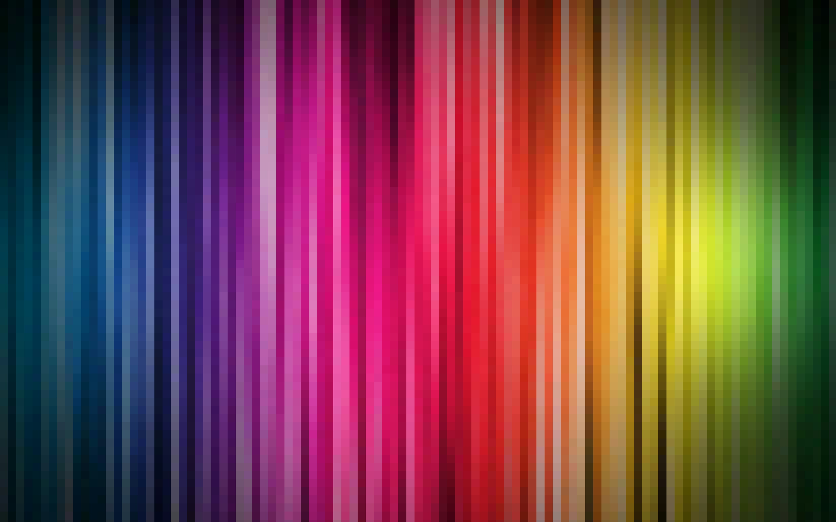 pixel rainbow wallpaper google - photo #15
