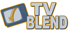 TV Blend Logo by cb-smizzle
