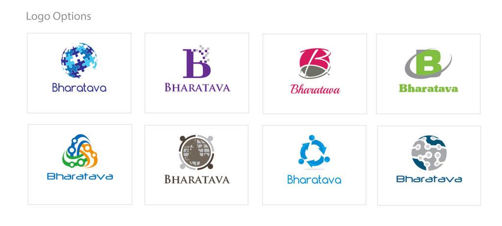 Logo Options by GovindDhuri