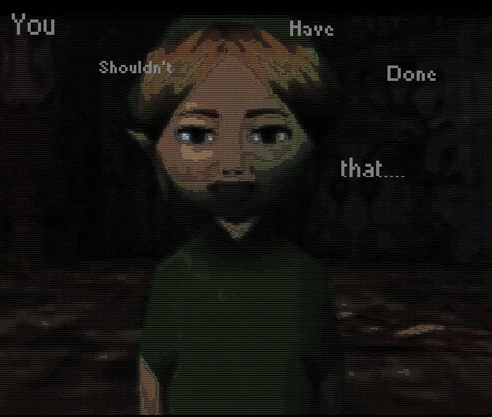 Ben Drowned by ladyevel
