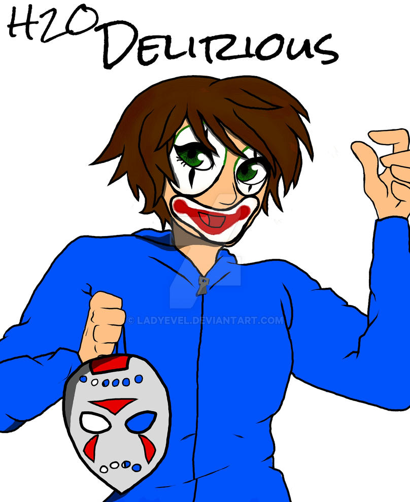 Genderbent h2o Delirious by ladyevel