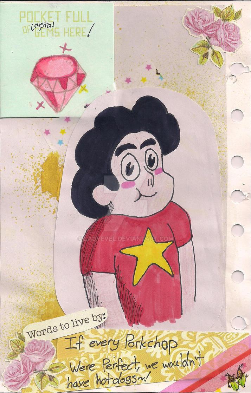 Steven! by ladyevel