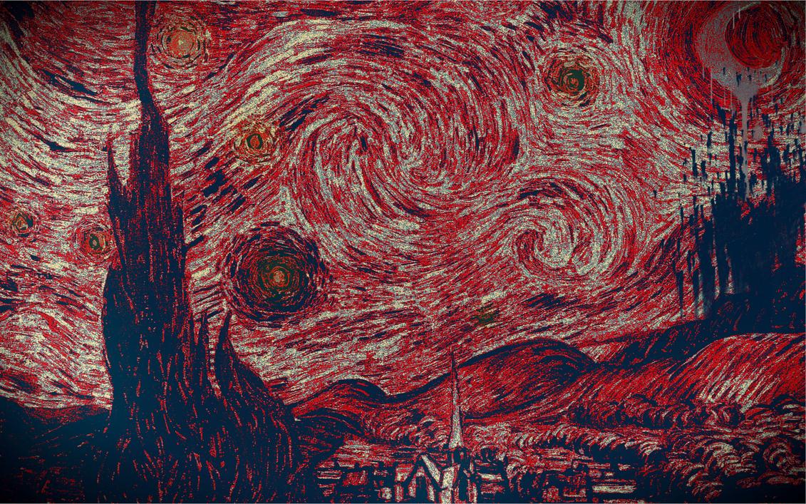 Similiar Nightmare And Starry Night Pumpkin Painting Keywords