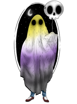 NonBOOnary Ghosty~