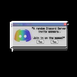 Discord Invite Twitch Graphic