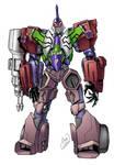 Cybertronian Tripredacus