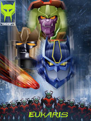Transformers: Chronicles - Eukaris Cover