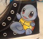 Squirtle Custom Shoe