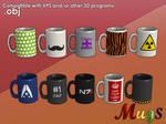 Mugs for XPS
