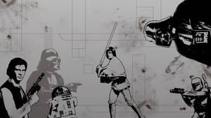 Star Wars by erikfoxjackson