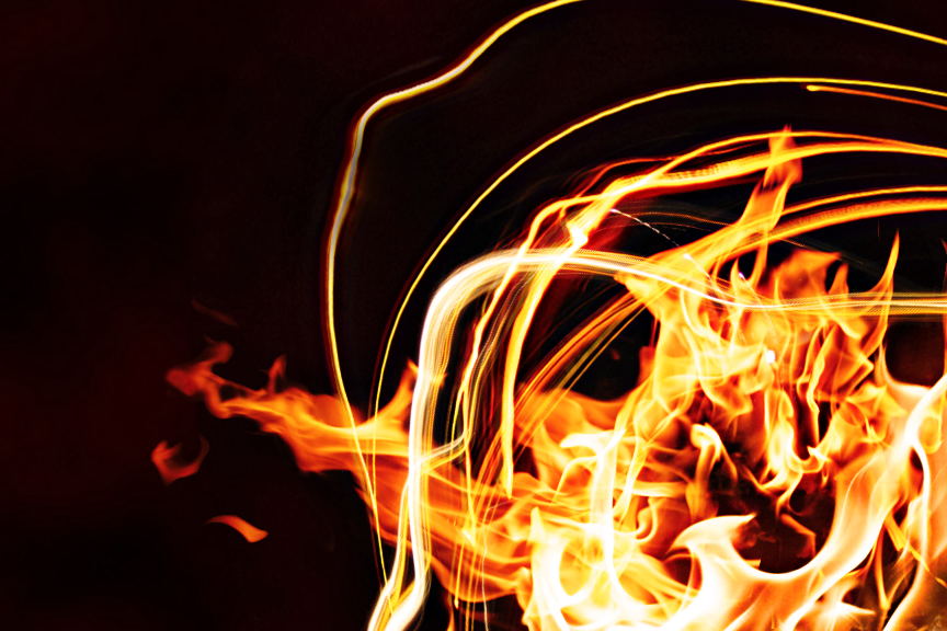 Fire by erikfoxjackson