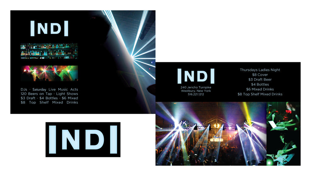 IndI Club Cards by erikfoxjackson