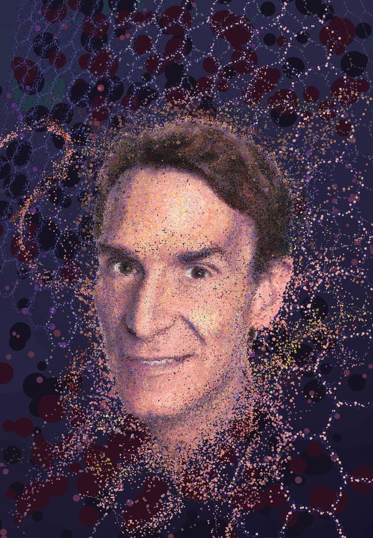Bill Nye by erikfoxjackson