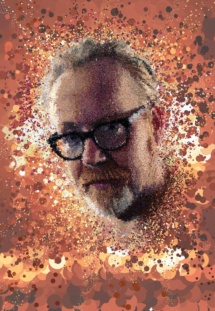 Adam Savage by erikfoxjackson