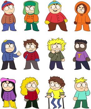 South Park Chibs