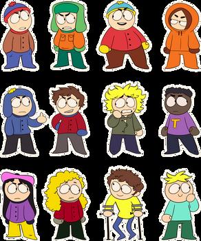 South Park Chibs