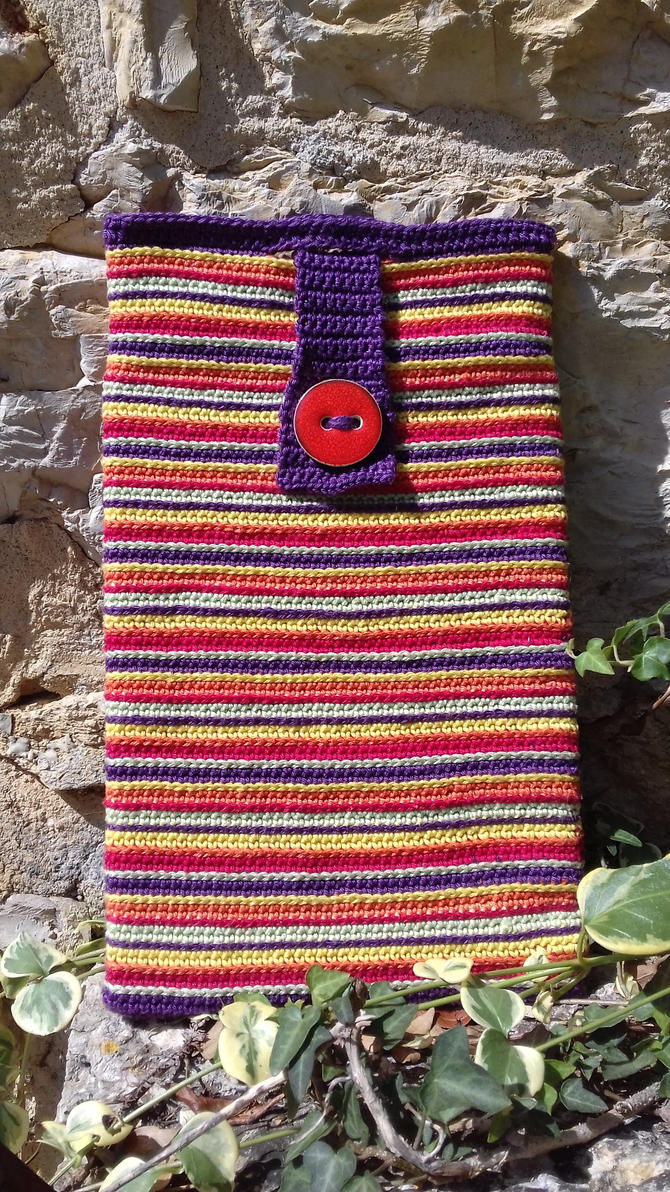 Housse tablette by ABDCrochet