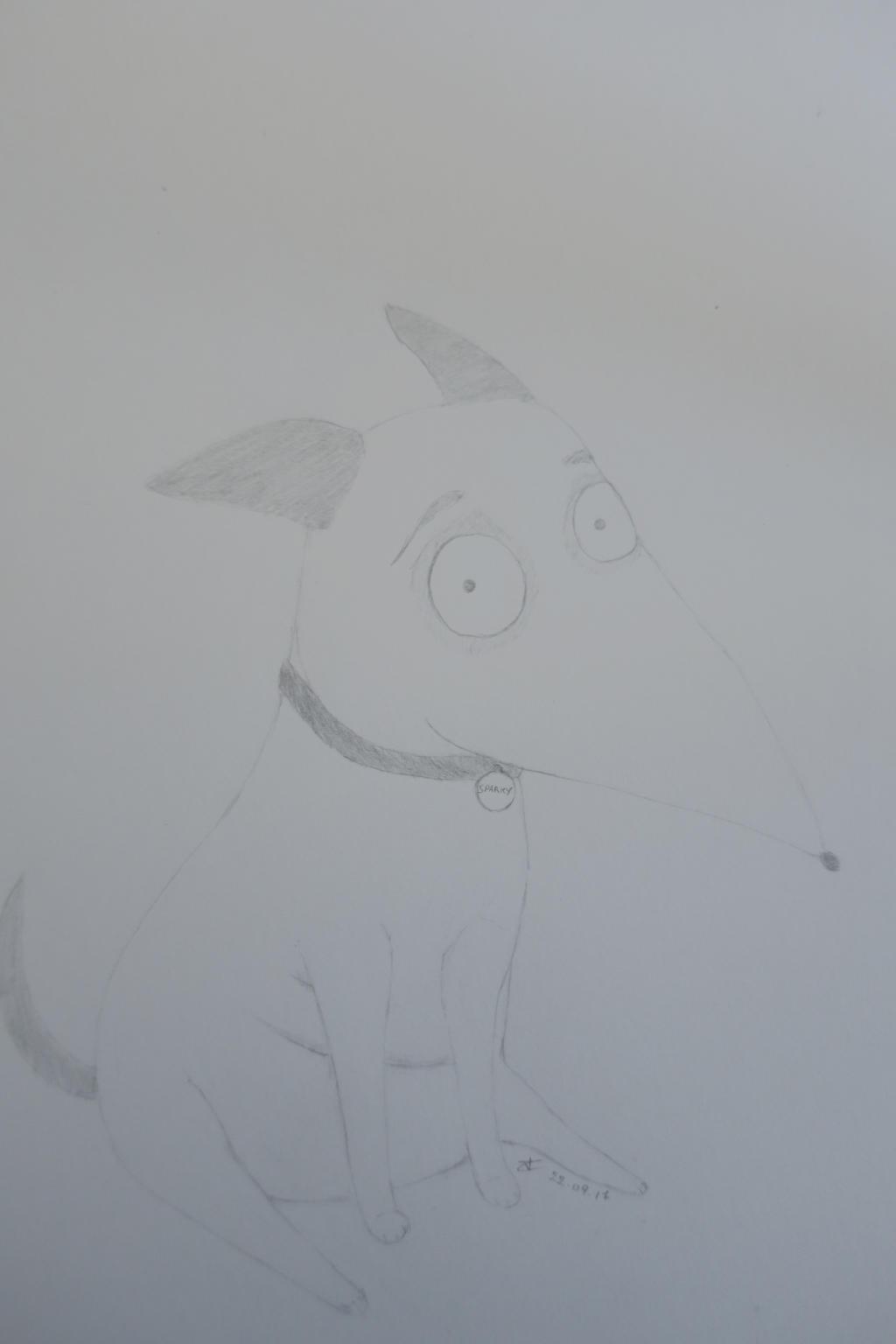 Sparky - Frankenweenie by ABDCrochet
