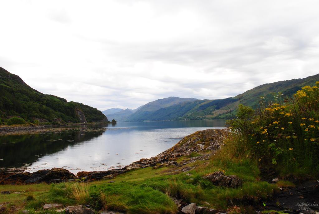 Scottish landscape by ABDCrochet