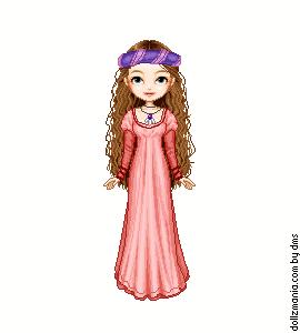 Renaissance Princess by lag111