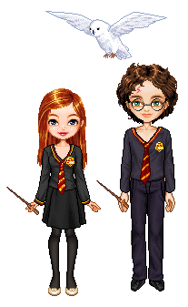 Harry Potter by lag111
