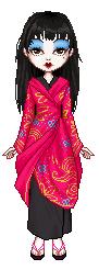 Geisha 3 by lag111