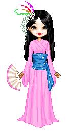 Geisha 5 by lag111