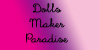 Dolls-Maker-Paradise Logo by lag111