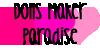 Dolls-Maker-Paradise Logo by lag111