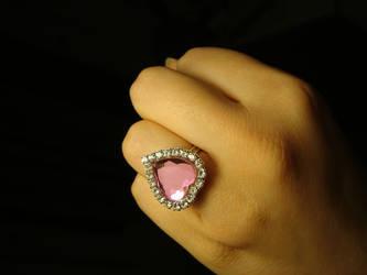 My Sailor Moon ring 8D by napocska
