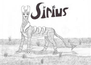 Sirius the Houndoom