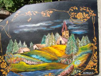 desde el valle oscuro by SEFERMORT