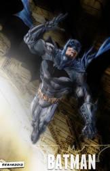 batman by SEFERMORT