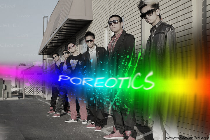 Poreotics Wallpaper Poreotix by Lovelyenie on DeviantArt