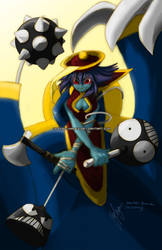 DarkStalkers: LeiLei All Out