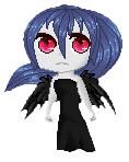 A dark angel by Lolzeeh