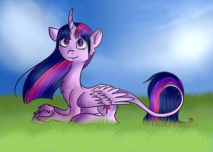 Twilight Sparkle by Lolzeeh