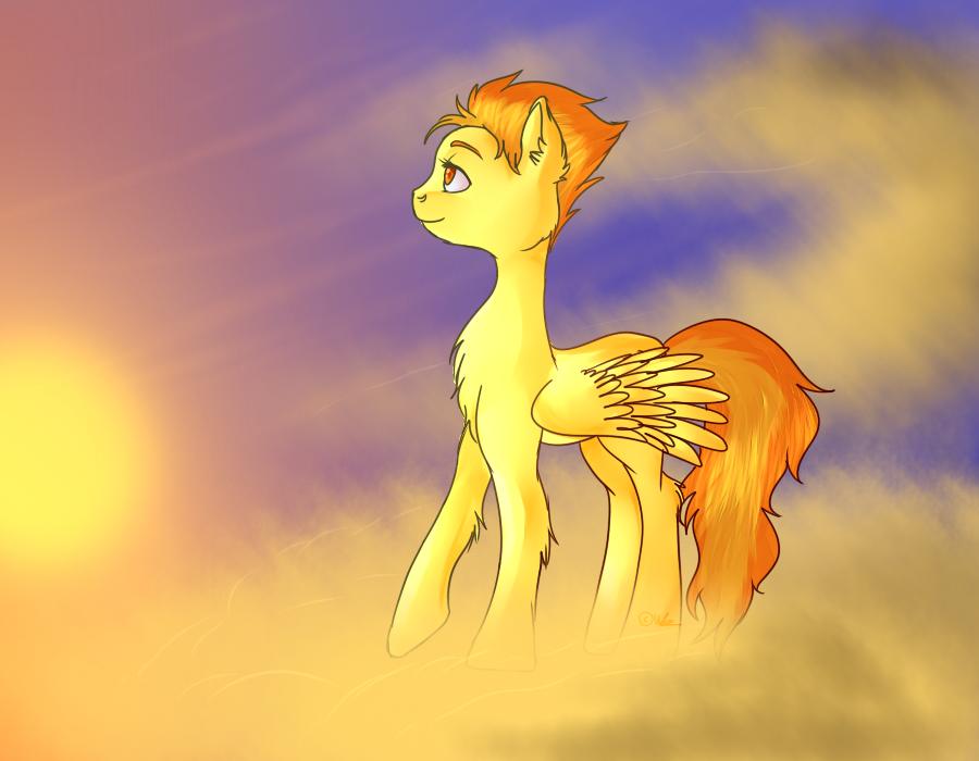 Spitfire by Lolzeeh