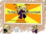 The Best Secret Agents - Color by Witneus