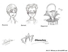 MM Characters