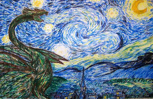 Starry Night - 'parody'