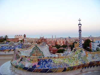 Parc Guell - Barcelona