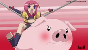 Rin Rin to battle
