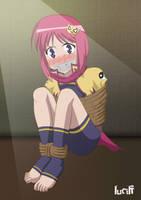 Naughty Naughty Rin Rin by LFcorp