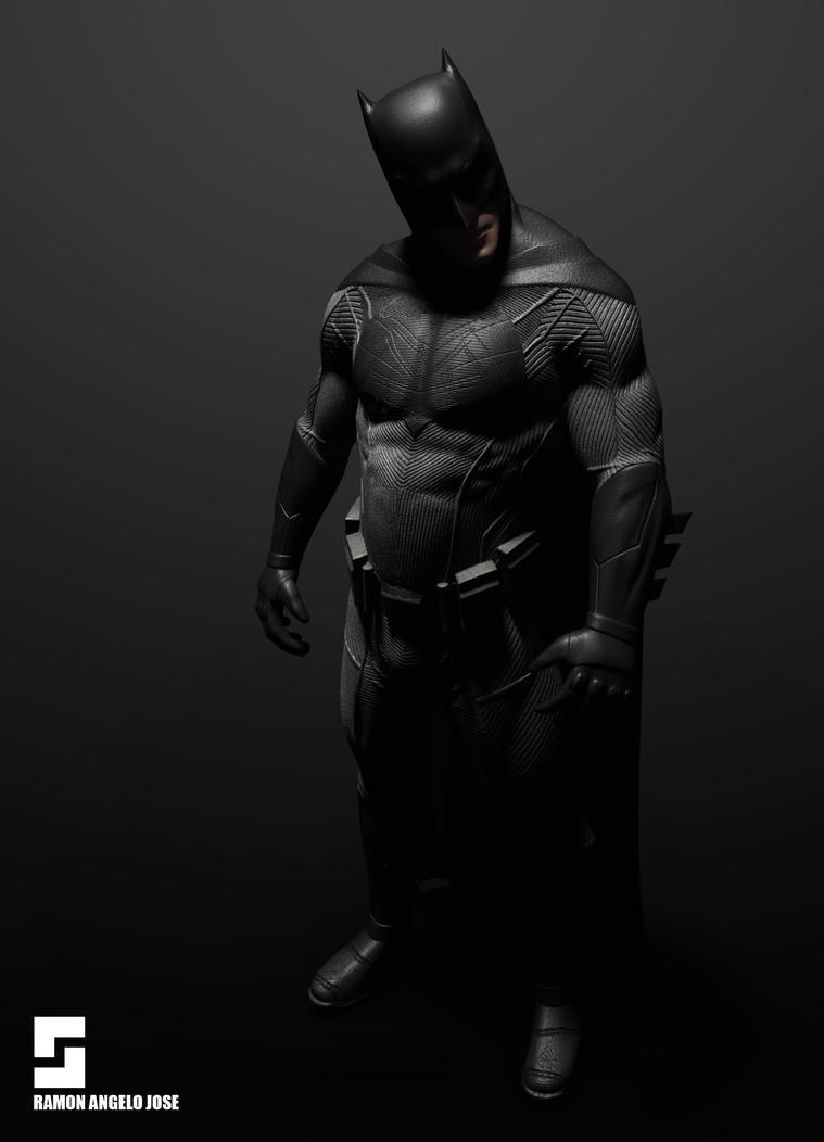 Batman by Simple1DEA