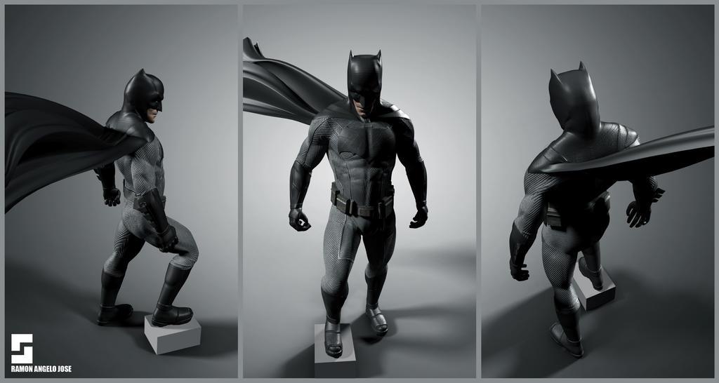 Batman 360 by Simple1DEA