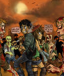 them zombies